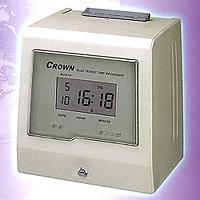 CROWN Micro Computer Time Recorder (CR-980)
